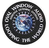 Assistive listening devices from Oval Window Audio